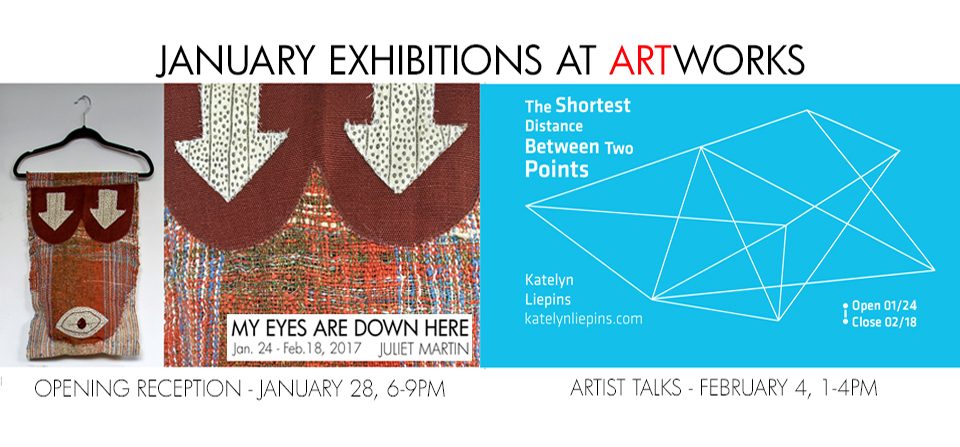 January 2017 Exhibitions