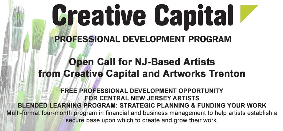 creative capital 2017 banner