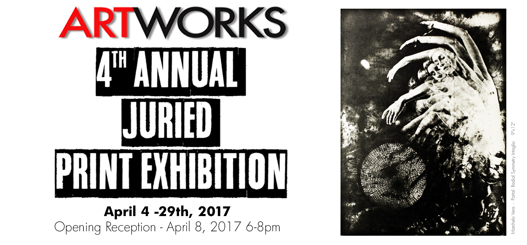 4th Annual Juried Print Exhibition