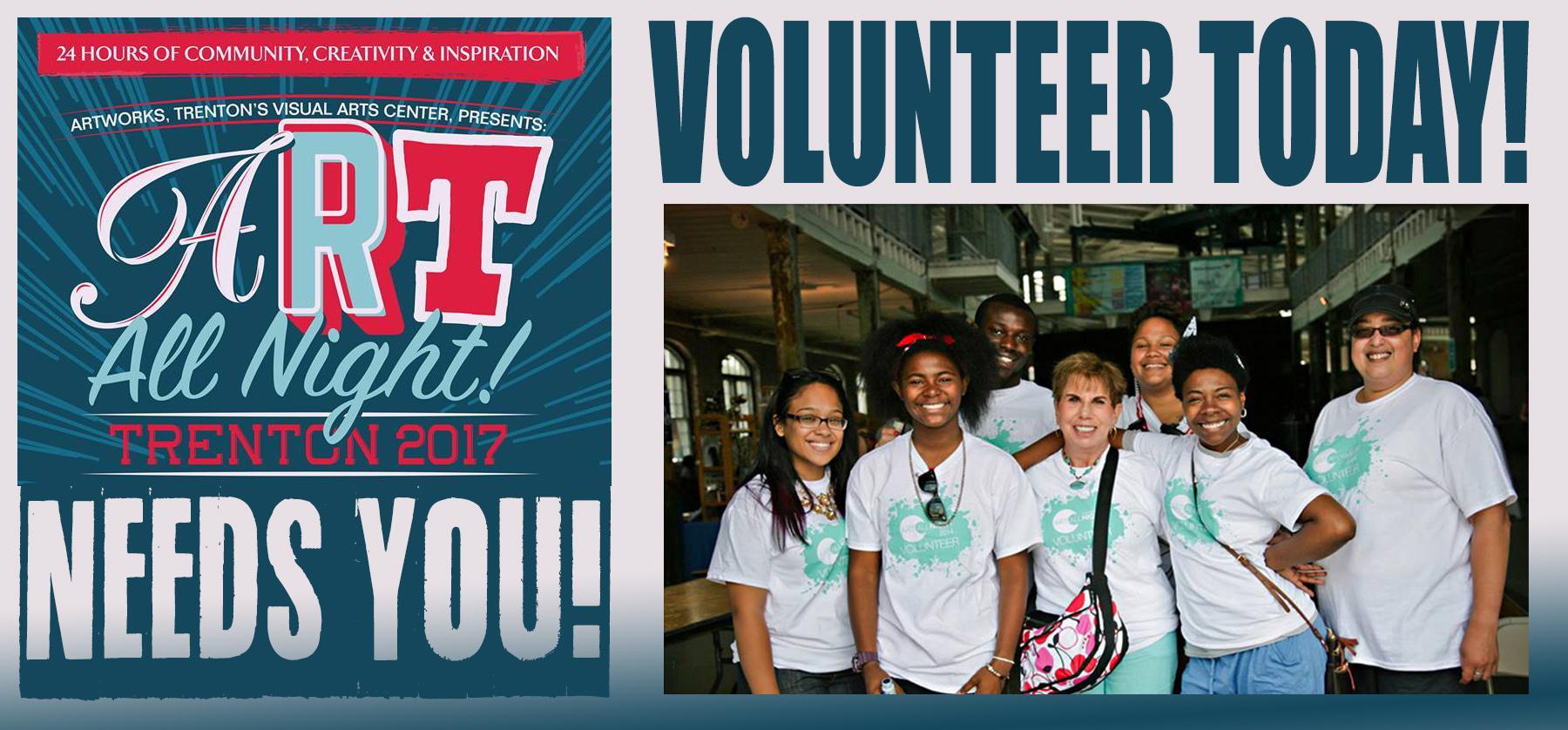 AAN 2017 Volunteers