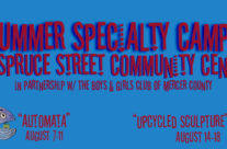 Summer Specialty Camps @ Spruce Street Community Center