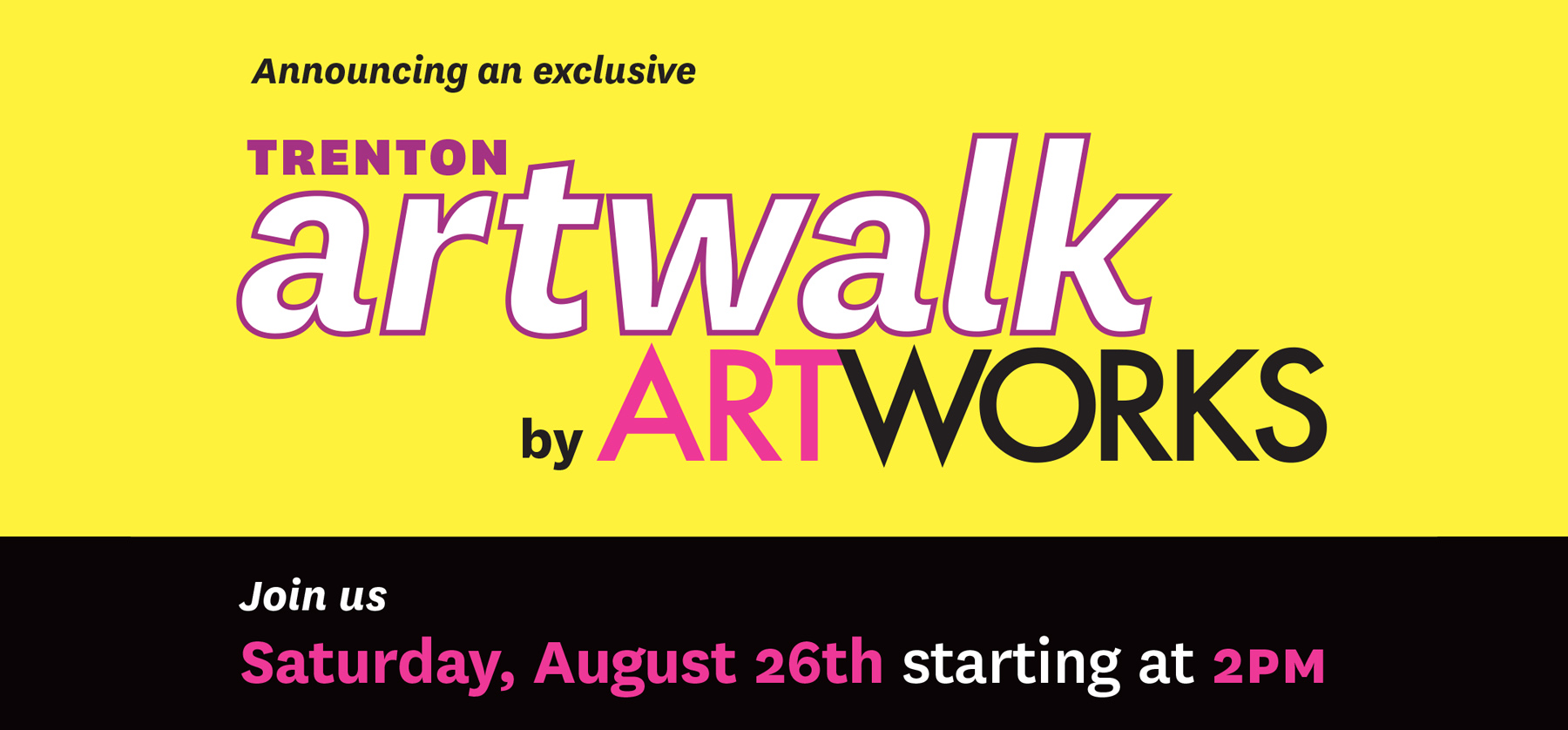 TRENTON ARTWALK