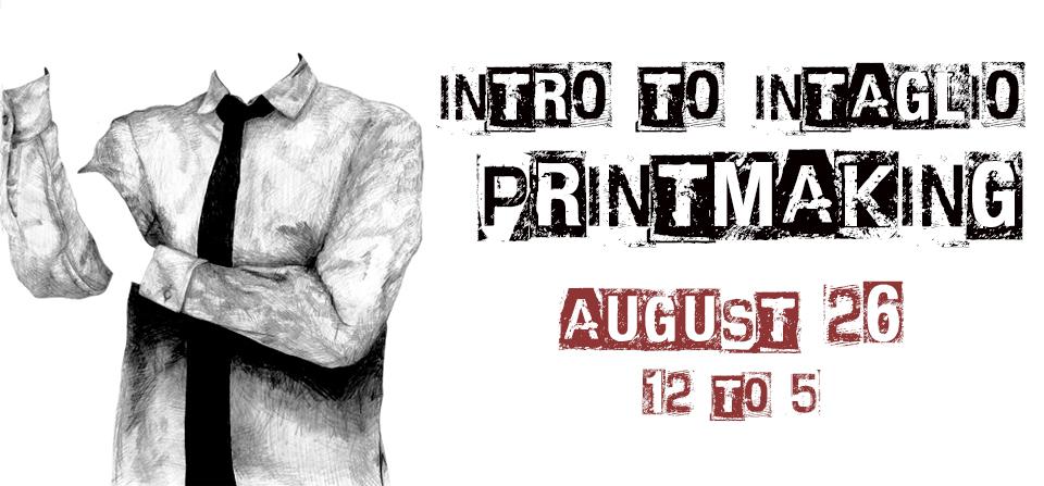Intro to Intaglio Printmaking